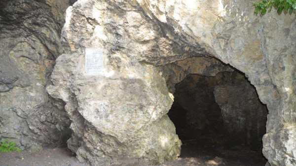 grot van spy