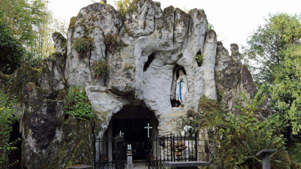 Grotten van Conjoux