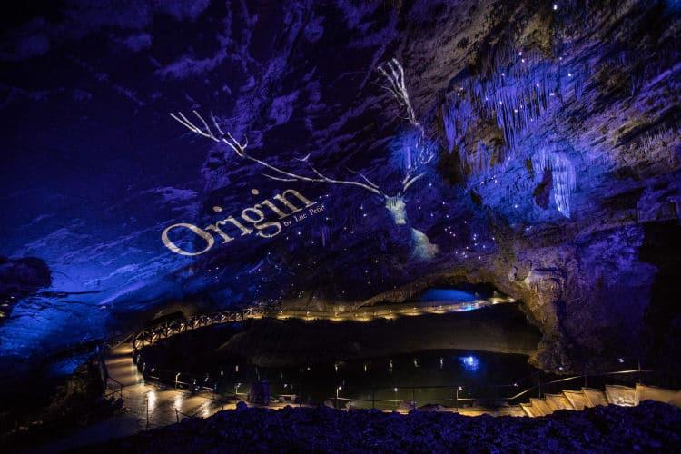 Origin Grotten van Han