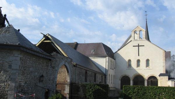 Abdij Notre Dame de St. Rémy in Rochefort