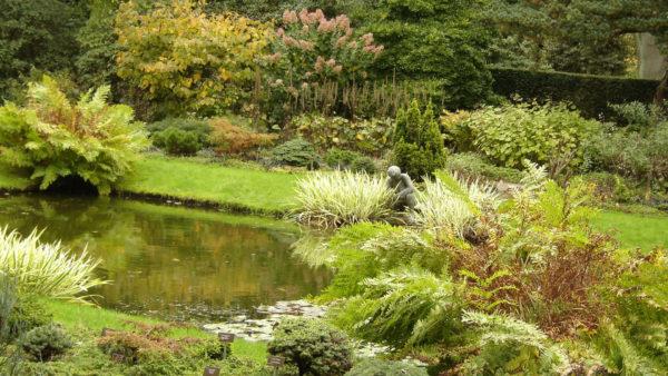 Arboretum van Spa Tahanfagne