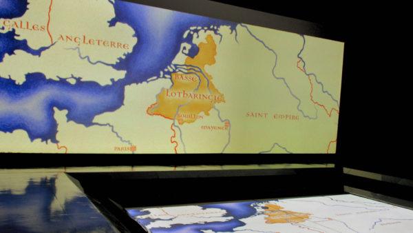 Archéoscope Godefroid de Bouillon