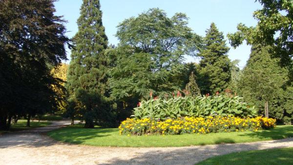 Botanische Tuin in Luik