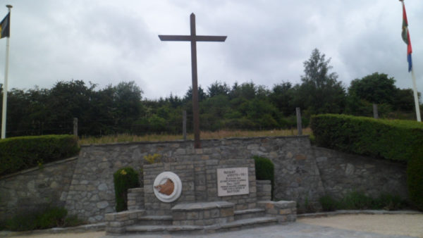 Cady Monument in Bastogne