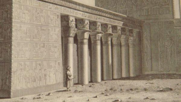 Egypte Museum in Namen