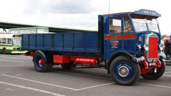 Gambrinus Museum van Brouwerijvrachtwagens