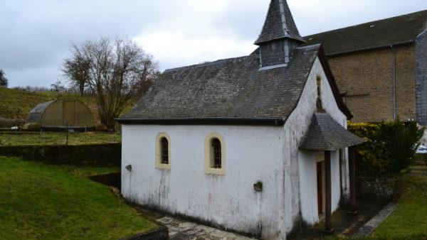 Kapel Saint-Antoine van Padua in Etalle
