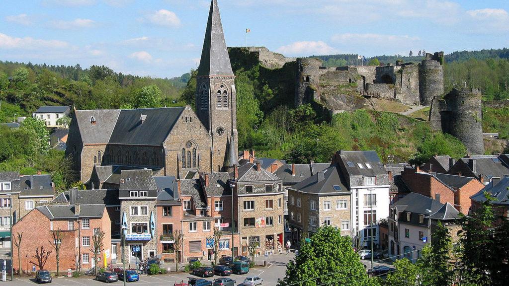 Kasteel van La Roche-en-Ardenne