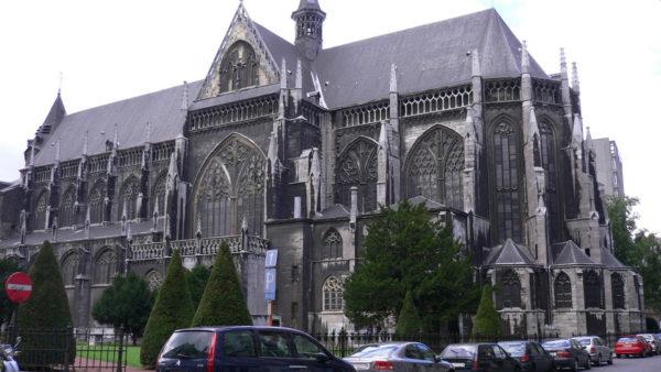 Kerk Saint-Jacques in Luik