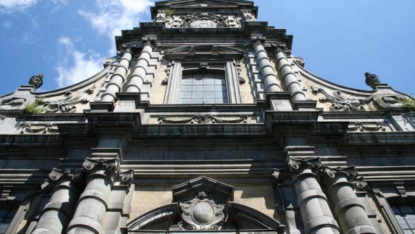 Kerk Saint Loup in Namen
