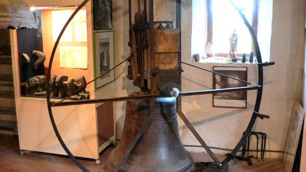 Klokken- en Beiaardmuseum in Tellin