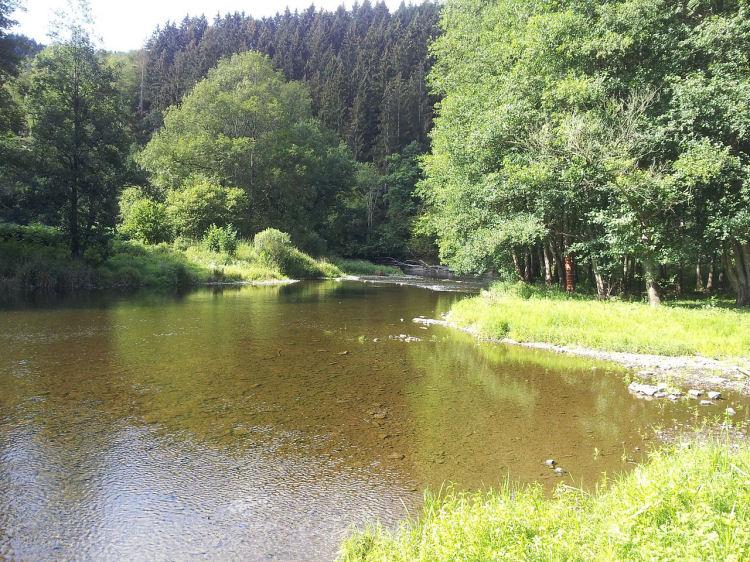 La Roche-en-Ardenne Ourthe