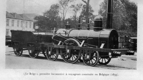 Locomotief La Belge
