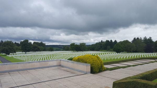 Militaire Begraafplaats Henri-Chapelle