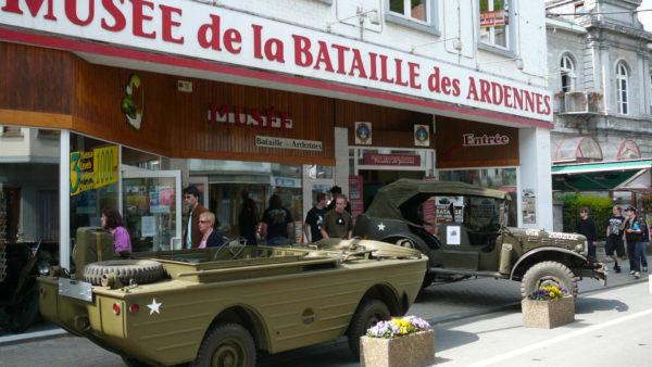 Museum Slag om de Ardennen in La Roche