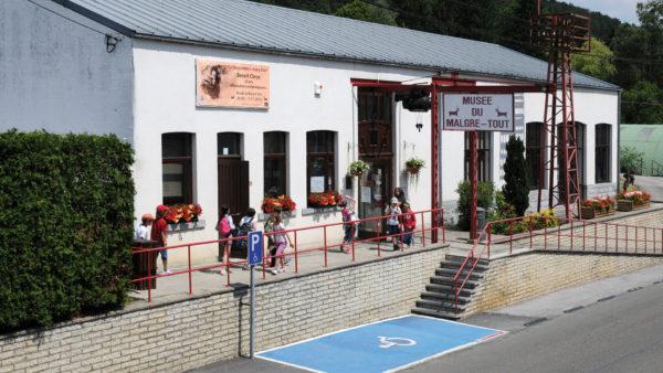 Museum van Malgré Tout in Treignes