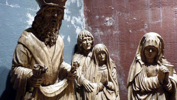 Museum van Religieuze Kunst in Bastogne
