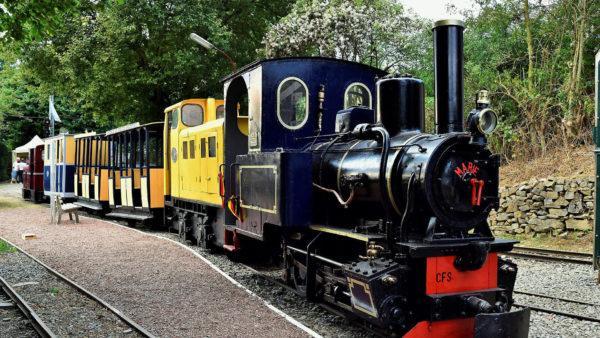 Museum van de Buurtspoorweg in Thuin