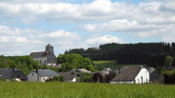 Natuurreservaat van Mellier