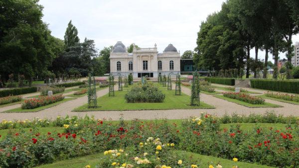Parc de la Boverie in Luik