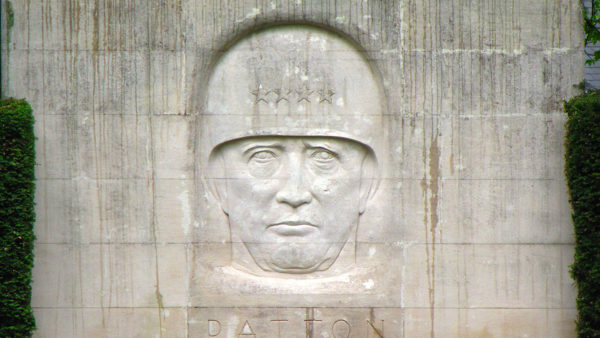 Patton Monument in Bastogne
