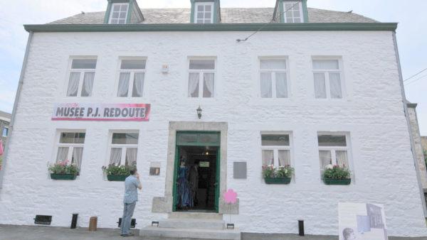 Redouté Museum in Saint-Hubert