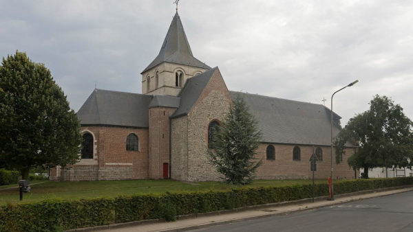 Sint-Niklaas parochiekerk in Eupen