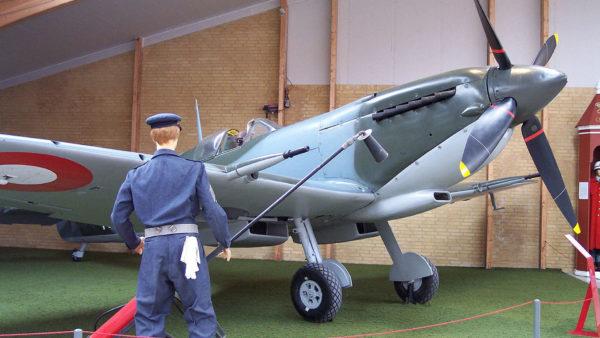 Spitfire Museum in Florennes