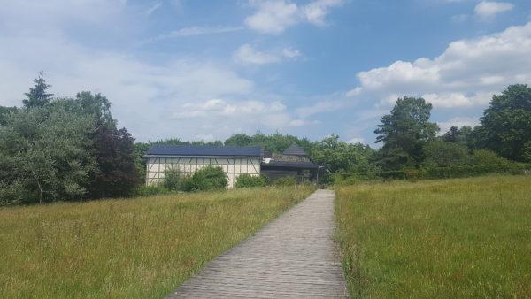 Wandelen in het Domein van Bérinzenne