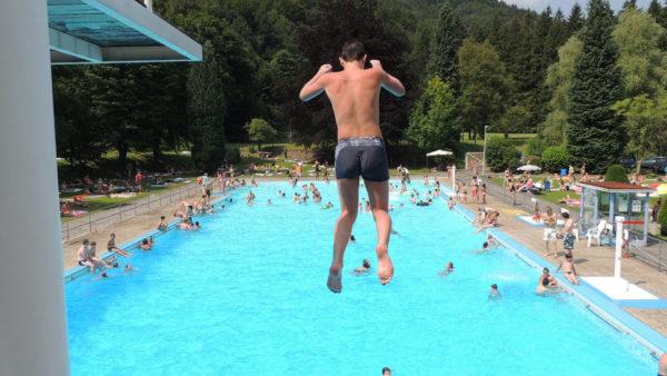 Zwembaden en Waterparken in de Ardennen