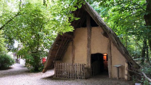 Archeologisch Terrein Aubechies