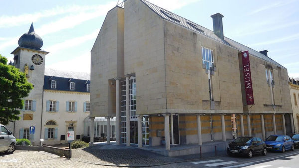 Gaumse museum in Virton