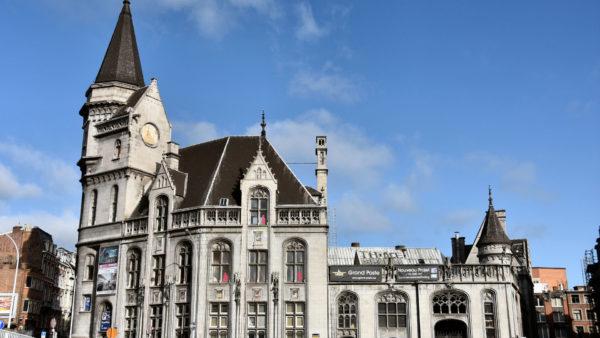 Grand Poste in Luik