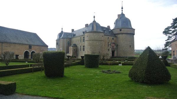 Kasteel van Lavaux-Ste-Anne