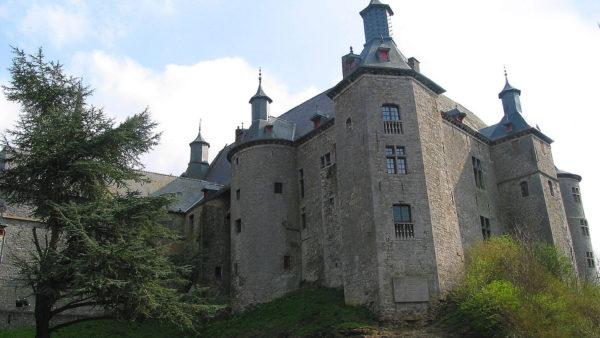 Kasteel Fort Ecaussinnes-Lalaing