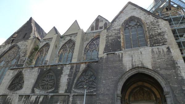 Kerk Sainte Croix in Luik