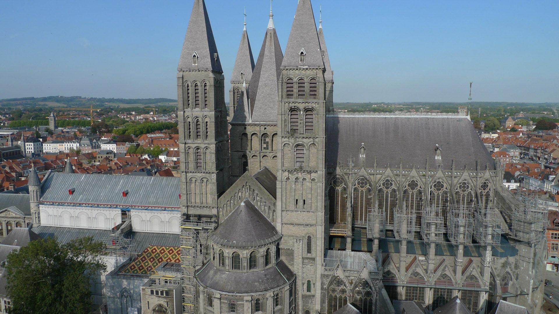 Kerken in de Ardennen