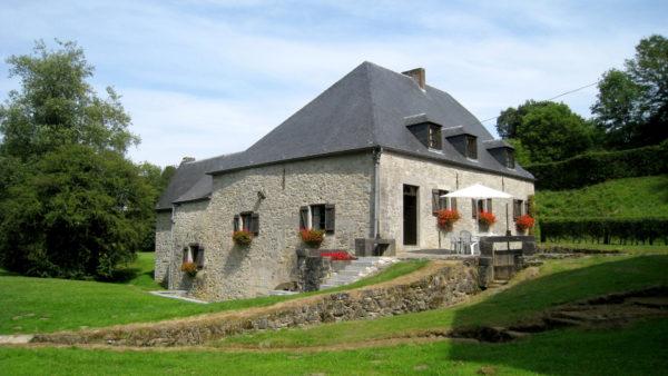Vakantiehuisje - onroerend goed in de Ardennen