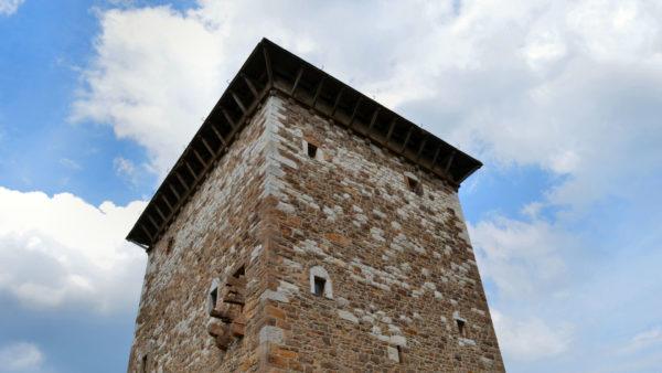 Romeinse Toren in Amay