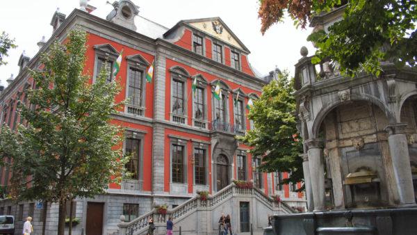 Stadhuis van Luik