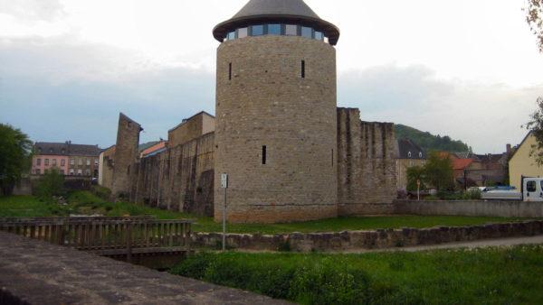 Stadsmuur van Echternach