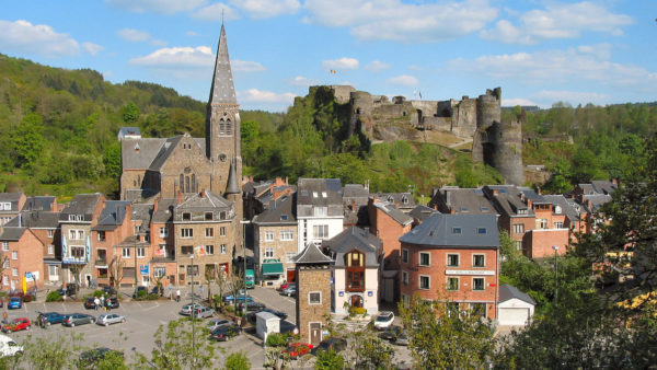 Toeristisch treintje La Roche-en-Ardenne