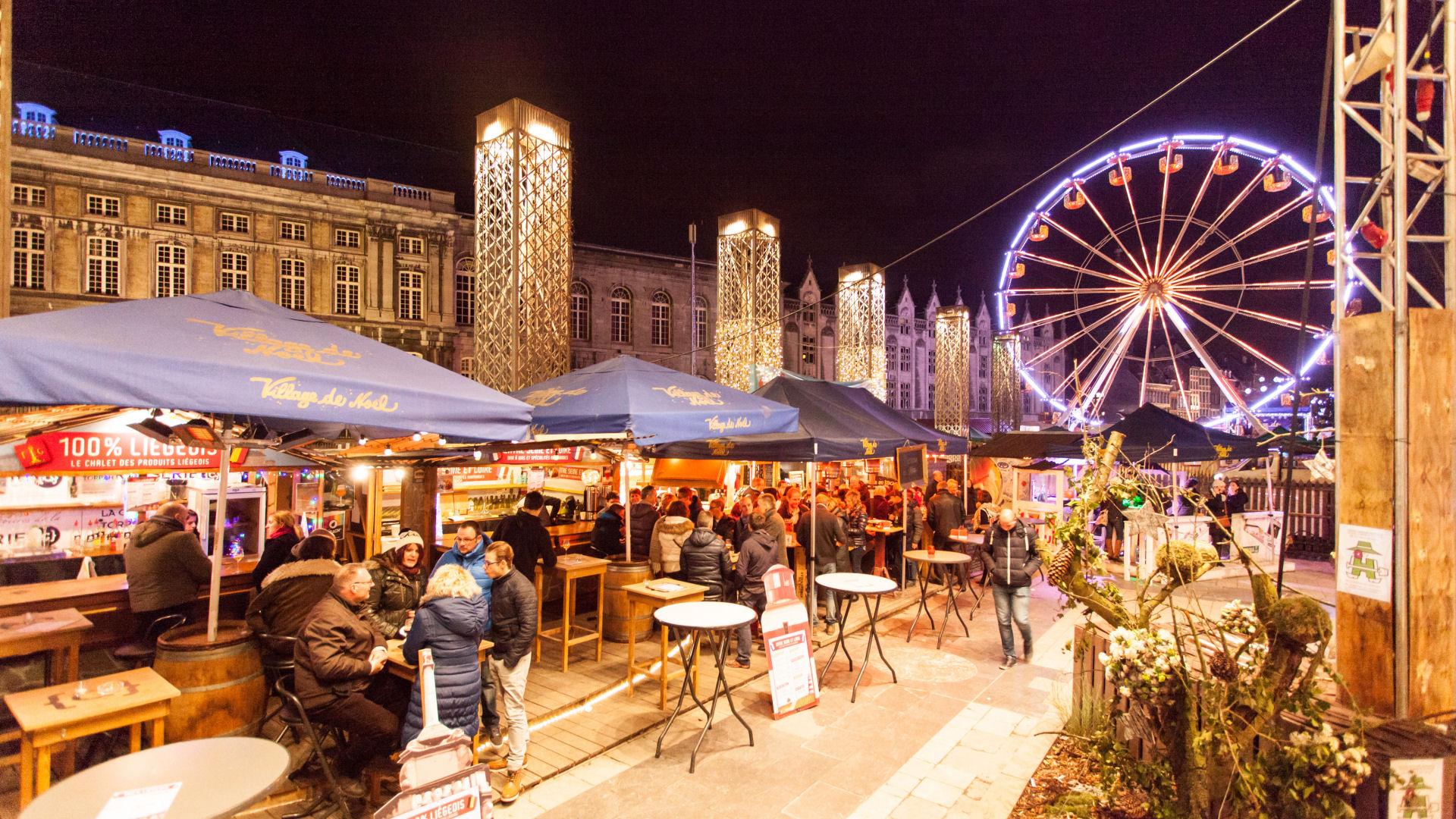 Top 5 Leukste Kerstmarkten Ardennen Nl