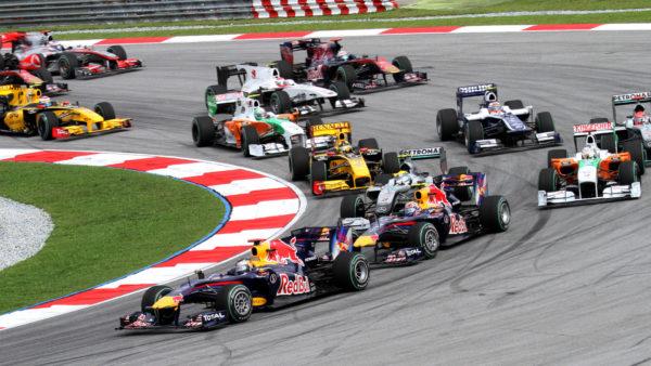 Formule 1 reis naar Spa Francorchamps