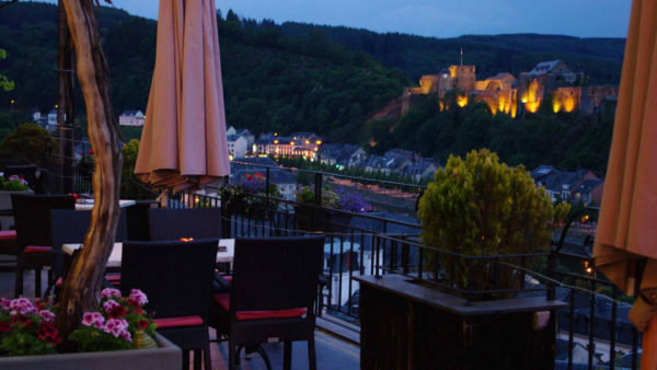 Hotel Panorama in Bouillon