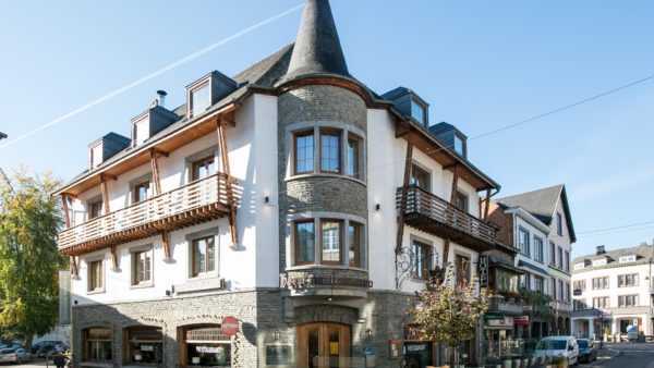 Hotel du Commerce in Houffalize