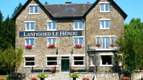 Ardennen Landgoed Le Herou – La Roche-en-Ardenne