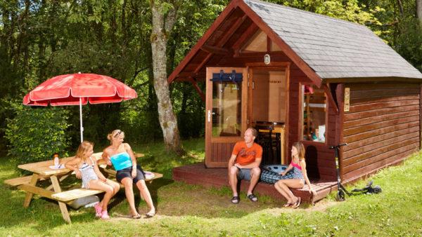 Boek nu een camping met 10% vroegboekkorting