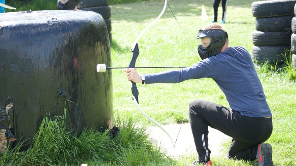 Archerytag in de Ardennen