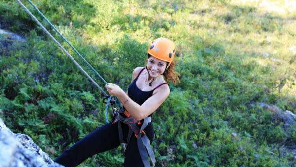 klimadventure in de Ardennen